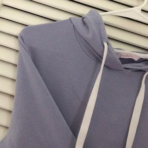 Lavender Purple Lightweight Any Body Sweatshirt